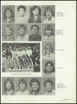 1983 Baird High School Yearbook Page 36 & 37