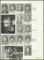 1983 Baird High School Yearbook Page 38 & 39