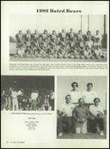 1983 Baird High School Yearbook Page 40 & 41