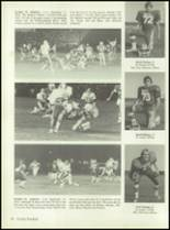 1983 Baird High School Yearbook Page 42 & 43