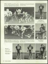 1983 Baird High School Yearbook Page 44 & 45