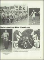 1983 Baird High School Yearbook Page 50 & 51