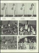 1983 Baird High School Yearbook Page 54 & 55