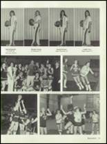 1983 Baird High School Yearbook Page 56 & 57