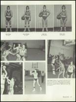 1983 Baird High School Yearbook Page 58 & 59