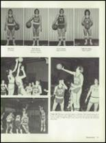 1983 Baird High School Yearbook Page 60 & 61