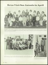 1983 Baird High School Yearbook Page 70 & 71