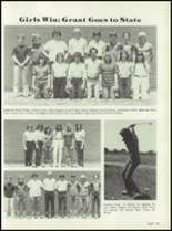 1983 Baird High School Yearbook Page 86 & 87