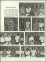 1983 Baird High School Yearbook Page 90 & 91