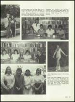 1983 Baird High School Yearbook Page 94 & 95