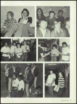 1983 Baird High School Yearbook Page 98 & 99