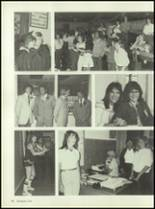 1983 Baird High School Yearbook Page 100 & 101