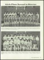 1983 Baird High School Yearbook Page 108 & 109
