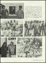 1983 Baird High School Yearbook Page 110 & 111