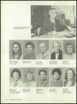 1983 Baird High School Yearbook Page 116 & 117
