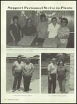 1983 Baird High School Yearbook Page 136 & 137