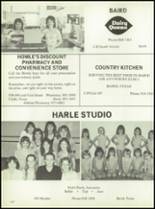1983 Baird High School Yearbook Page 146 & 147