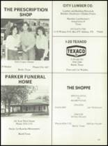1983 Baird High School Yearbook Page 152 & 153