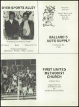 1983 Baird High School Yearbook Page 156 & 157