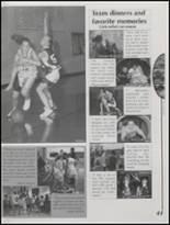 2005 Laingsburg High School Yearbook Page 44 & 45