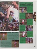 2005 Laingsburg High School Yearbook Page 46 & 47