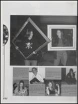 2005 Laingsburg High School Yearbook Page 106 & 107