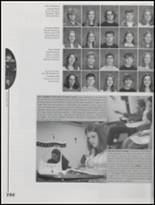 2005 Laingsburg High School Yearbook Page 108 & 109