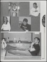2005 Laingsburg High School Yearbook Page 120 & 121