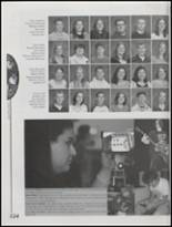 2005 Laingsburg High School Yearbook Page 128 & 129