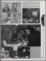 2005 Laingsburg High School Yearbook Page 136 & 137