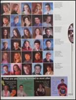 2005 Laingsburg High School Yearbook Page 138 & 139