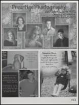 2005 Laingsburg High School Yearbook Page 158 & 159