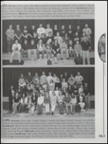 2005 Laingsburg High School Yearbook Page 166 & 167