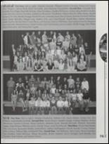 2005 Laingsburg High School Yearbook Page 168 & 169