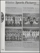 2005 Laingsburg High School Yearbook Page 174 & 175