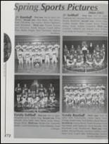 2005 Laingsburg High School Yearbook Page 176 & 177