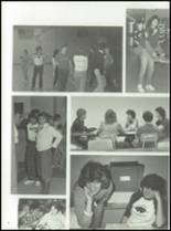 1984 York Central High School Yearbook Page 10 & 11