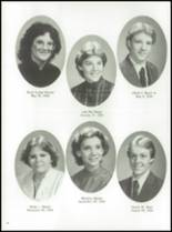 1984 York Central High School Yearbook Page 14 & 15