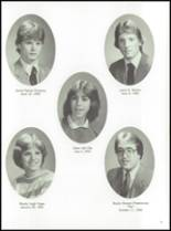 1984 York Central High School Yearbook Page 18 & 19