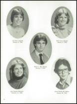 1984 York Central High School Yearbook Page 24 & 25
