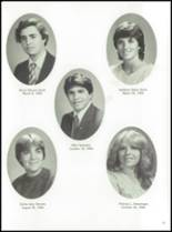 1984 York Central High School Yearbook Page 26 & 27