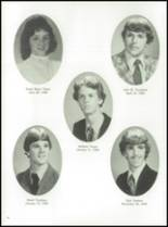 1984 York Central High School Yearbook Page 28 & 29