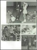 1984 York Central High School Yearbook Page 30 & 31