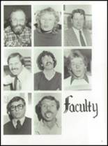 1984 York Central High School Yearbook Page 34 & 35