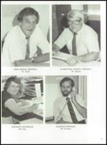 1984 York Central High School Yearbook Page 36 & 37