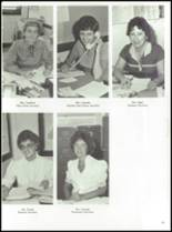 1984 York Central High School Yearbook Page 38 & 39