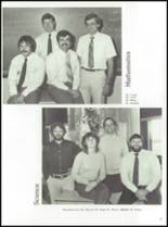 1984 York Central High School Yearbook Page 40 & 41