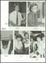 1984 York Central High School Yearbook Page 46 & 47