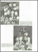 1984 York Central High School Yearbook Page 50 & 51