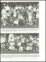 1984 York Central High School Yearbook Page 52 & 53